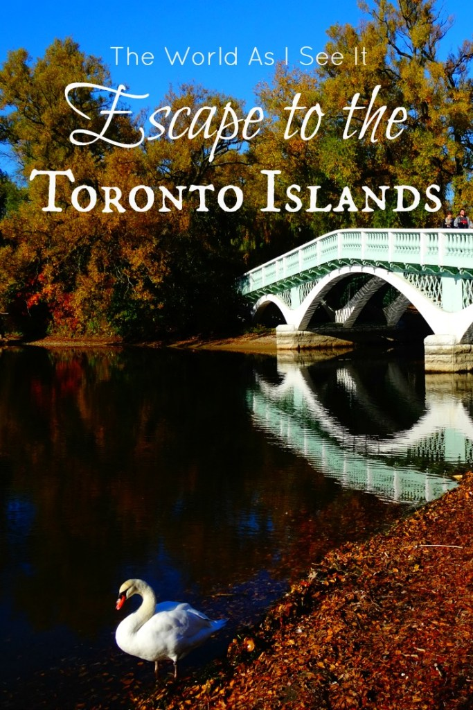 Escape to the Toronto Islands