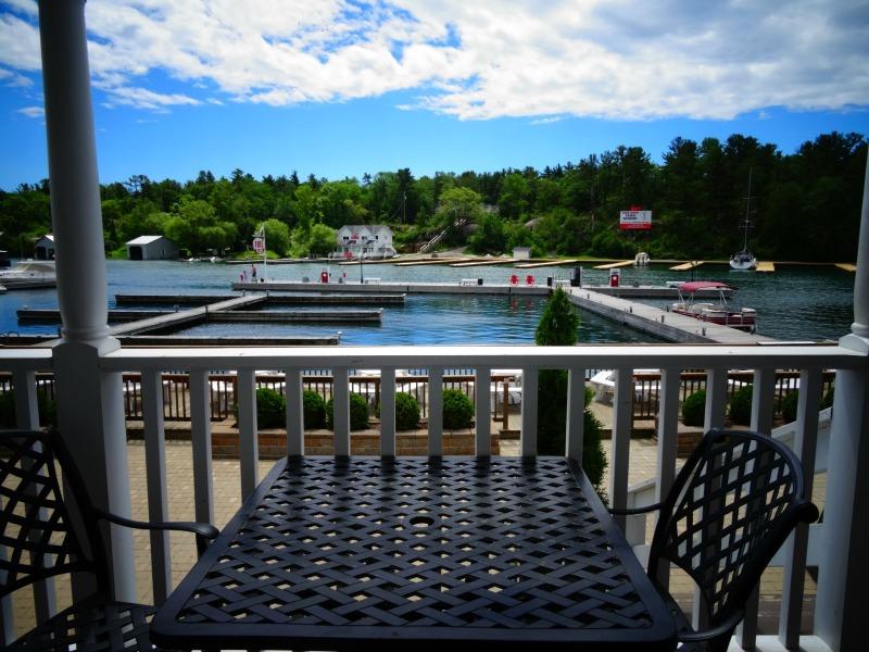 Sportsman Inn's view