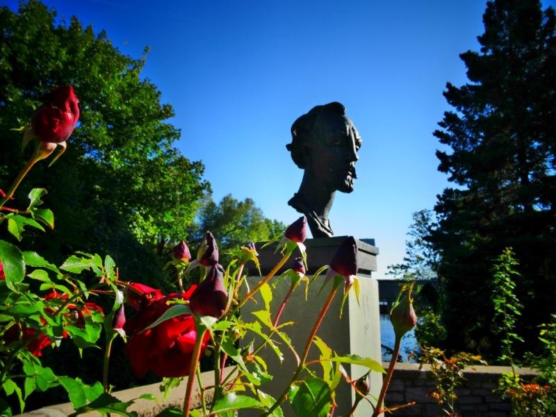 Shakespearean Garden