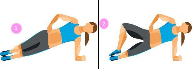 تمارين-الاستلقاء-على-الجنب-Clamshell-workouts