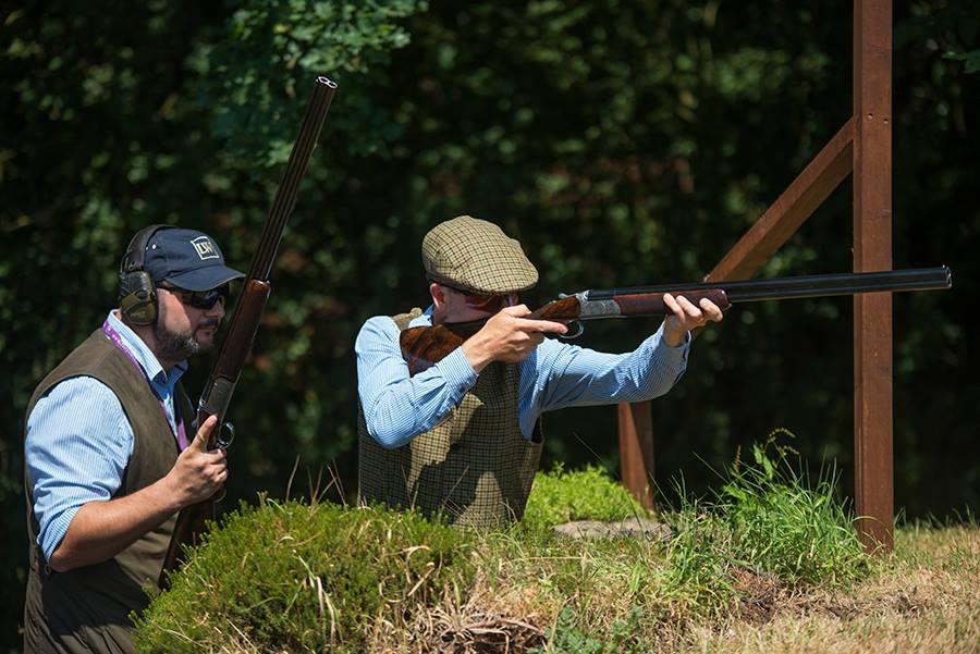 Pre-season shooting offers at Lady's Wood Shooting School