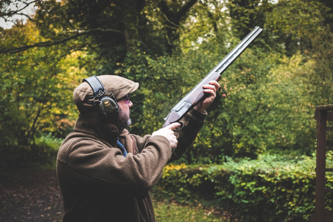 Lady's Wood shooting instructor Chris Hanks shows how to improve your game shooting technique
