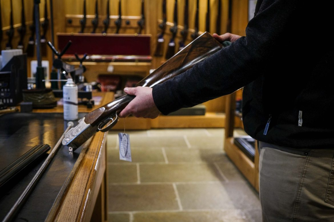 Shotgun cleaning kit essentials from Sportarm at Lady's Wood