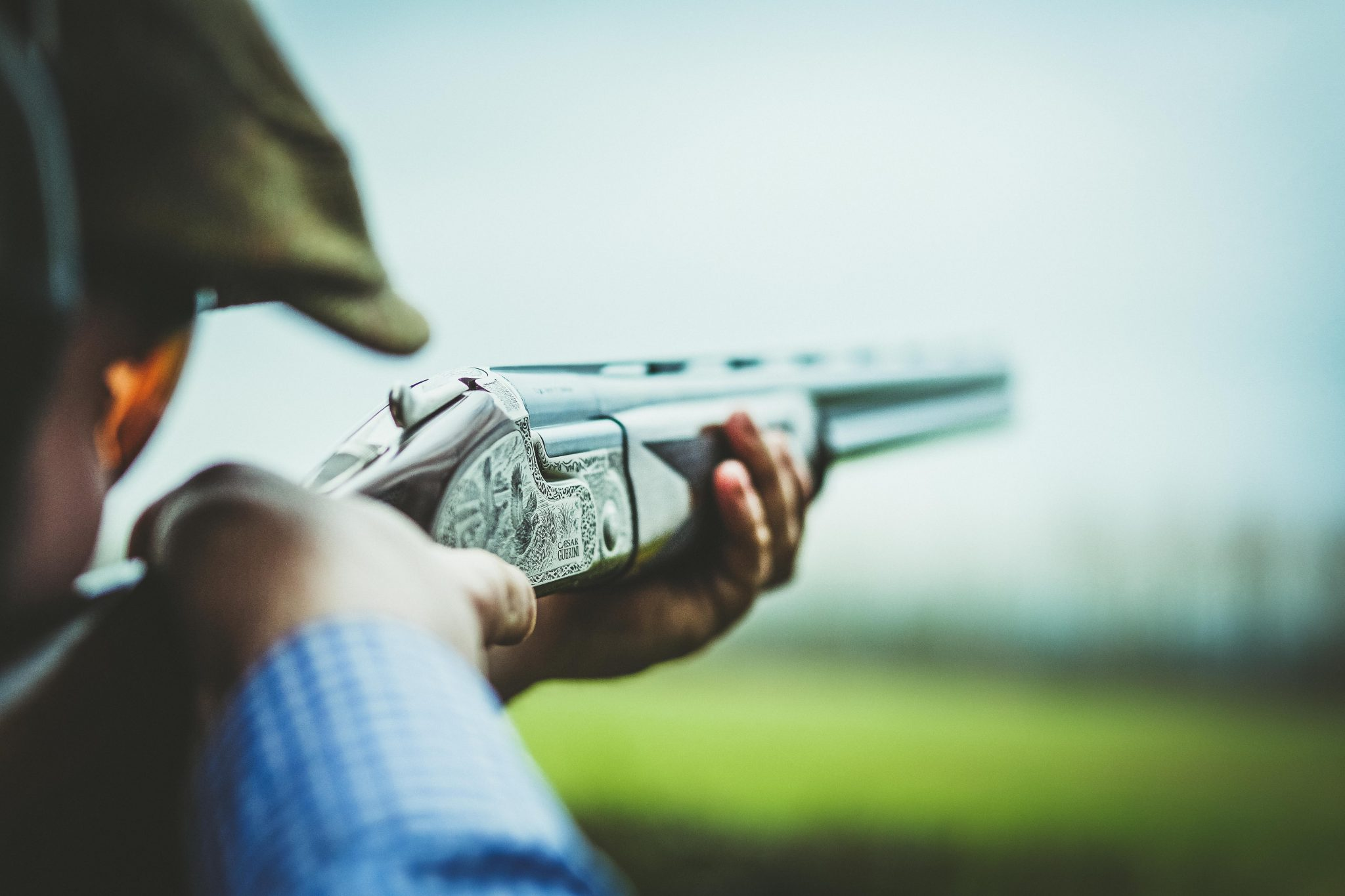 Book your gun fit at Sportarm at Lady's Wood
