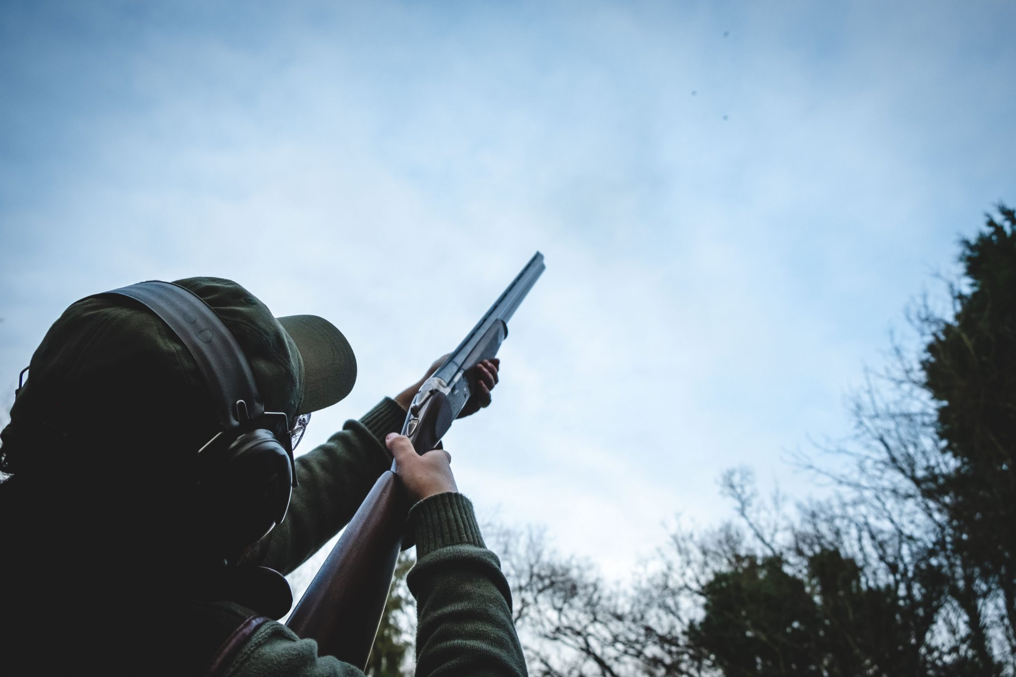 Game shooting lesson at Lady's Wood Shooting School