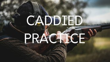Caddied Practice graphic