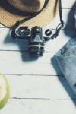 Canvas Weekender Black Stripe Bags & Luggage - Womens