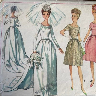 Plan for Spring and Summer with Vintage Sewing Patterns