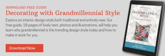 Grandmillennial Style Book