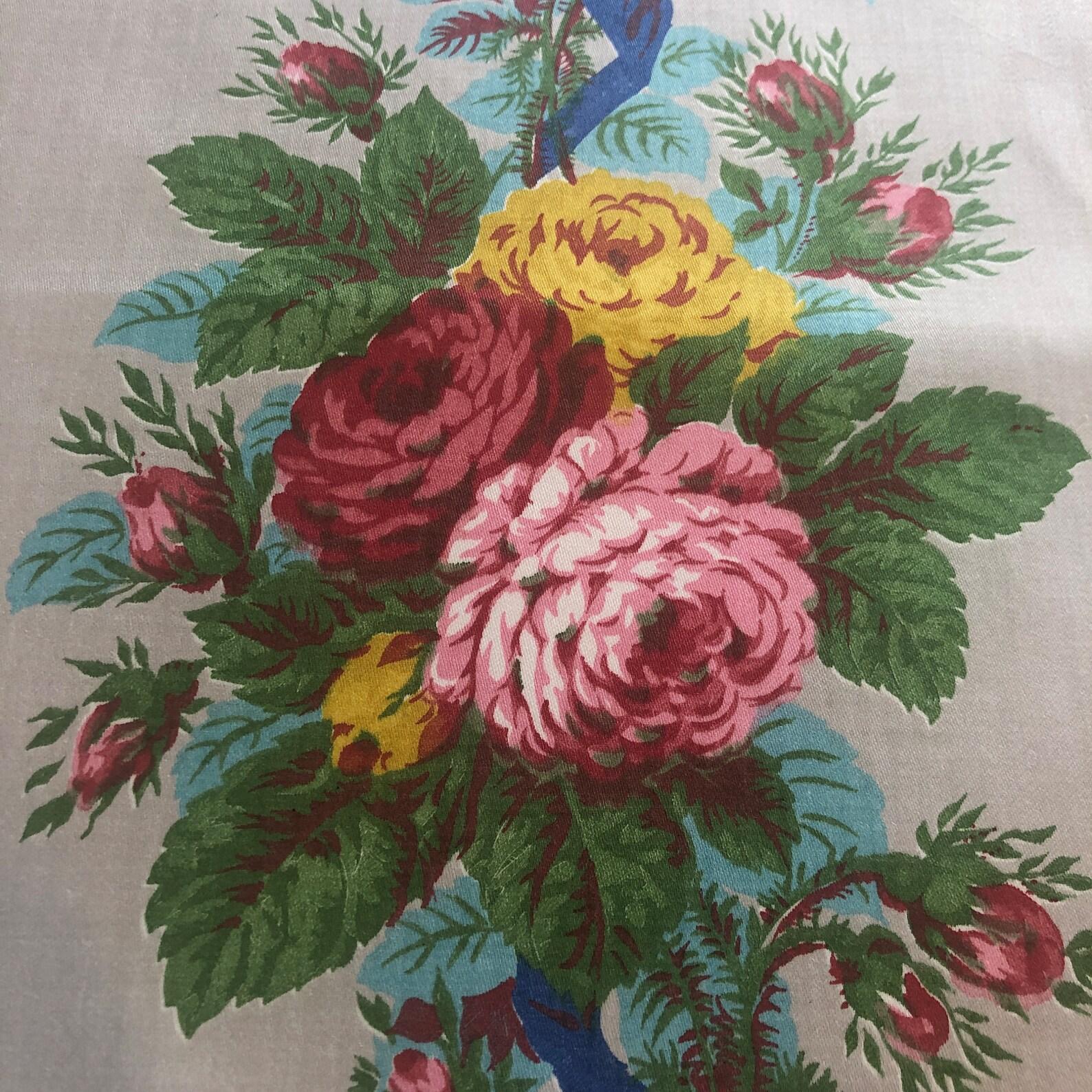 Vintage Scalamandré Fabric