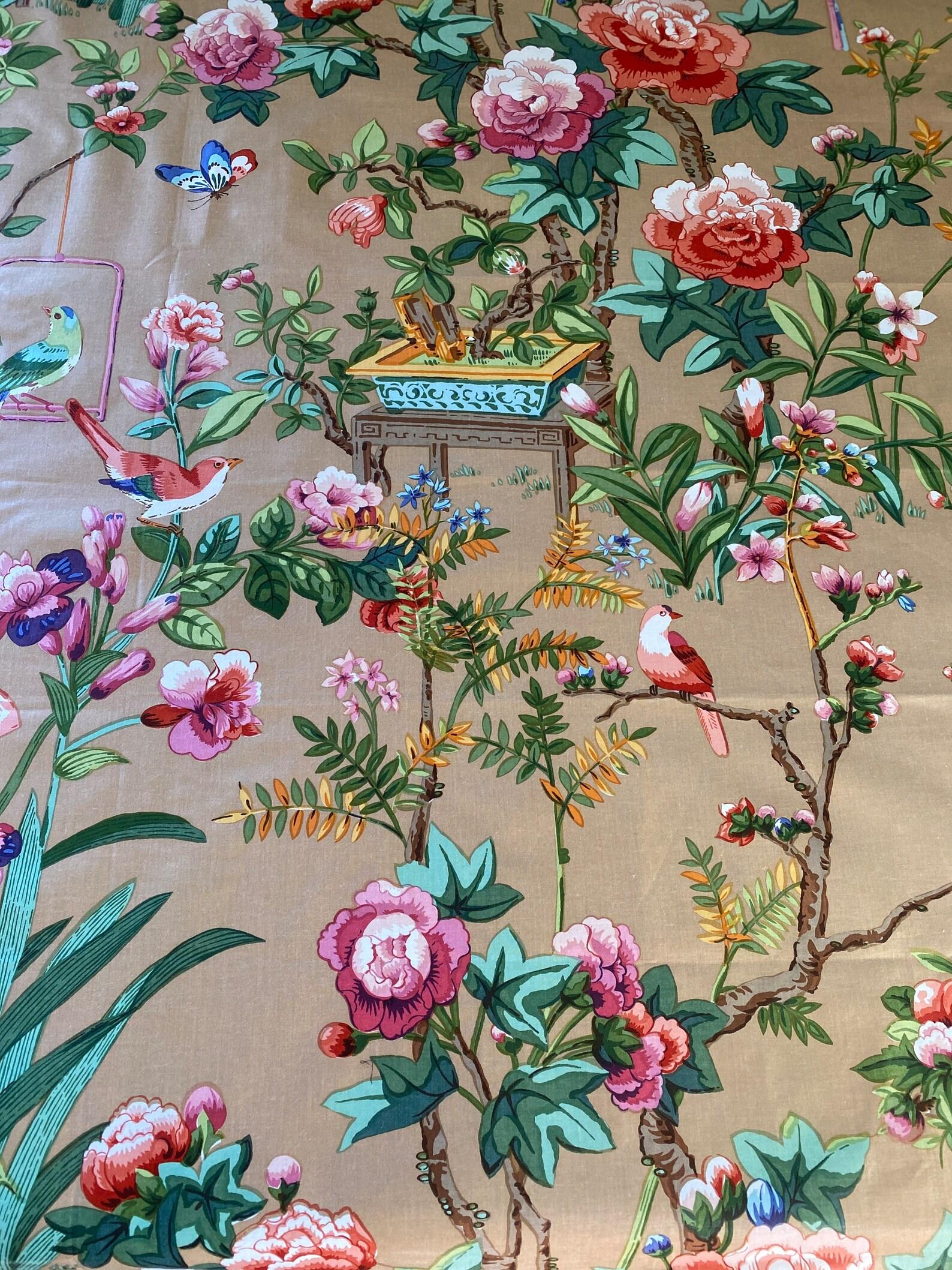 Vintage Brunschwig & Fils Fabric