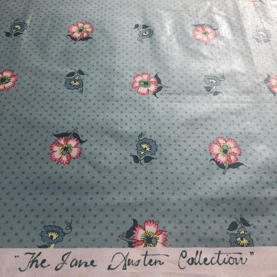 Vintage G P & J Baker Jane Austen Collection Fabric