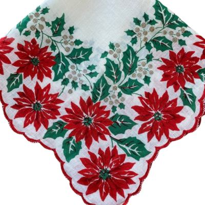Vintage Handkerchiefs, A Sweet and Sustainable Valentine's Day Gift