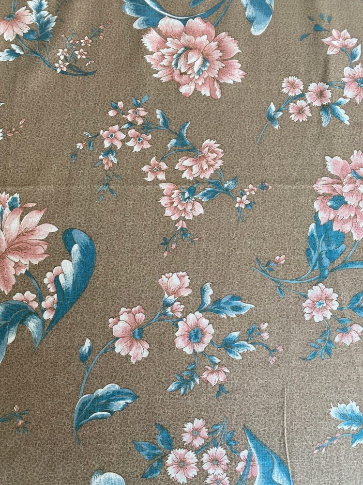 vintage quilting fabric