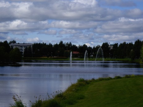 Nature in Rovaniemi