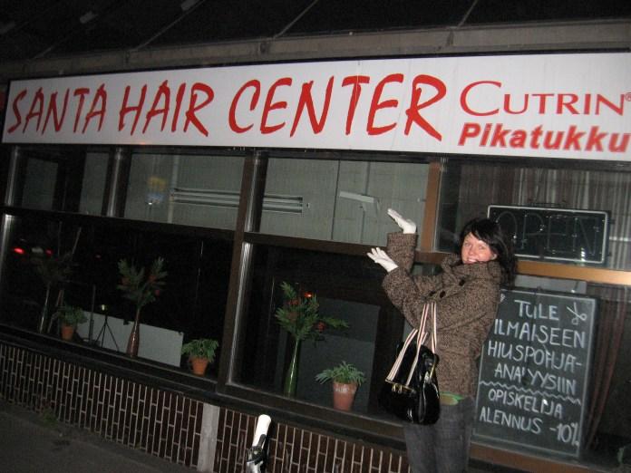 Santa Hair Center