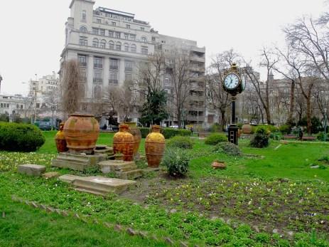 Cismigiu public garden