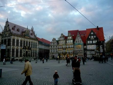 Marktplatz market square