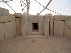 Site of Ħaġar Qim and Mnajdra temples