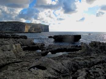 Rocks in Dwejra