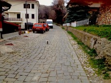 The Old part of Ohrid