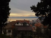 Lake Ohrid from the Old part of the town