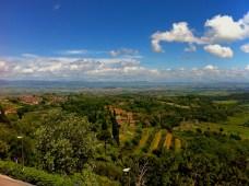 Tuscan sky, Italy