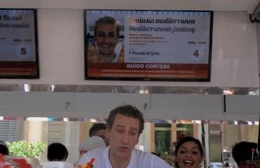 Master of pumpkin ice-cream