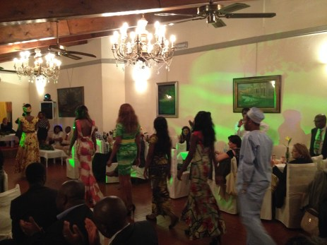 A quick look at Cameroonian fashion