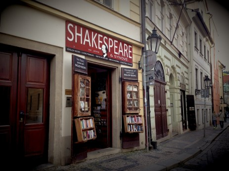 "Intelligent Prague: ""Shakespeare a Synové"" bookshop"