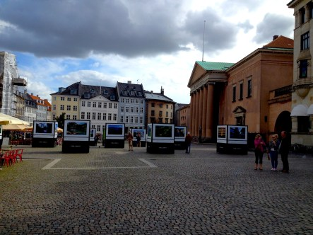 The Old Town of Copenhagen