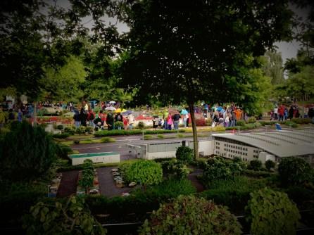 Legoland park in Billund
