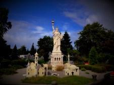 Statue of Liberty in Legoland