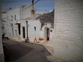 Trulli houses in Alberobello