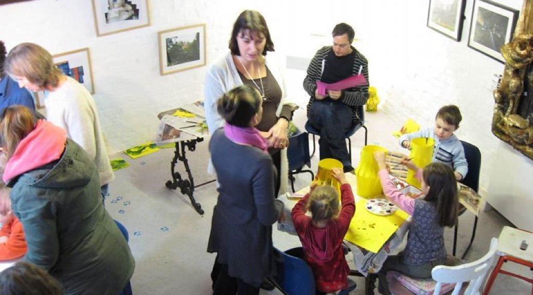 Ladywell Gallery - Contact Us