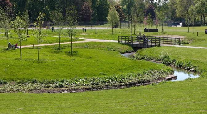 Ladywell Fields User Group Meeting: Tuesday 29th September 2015
