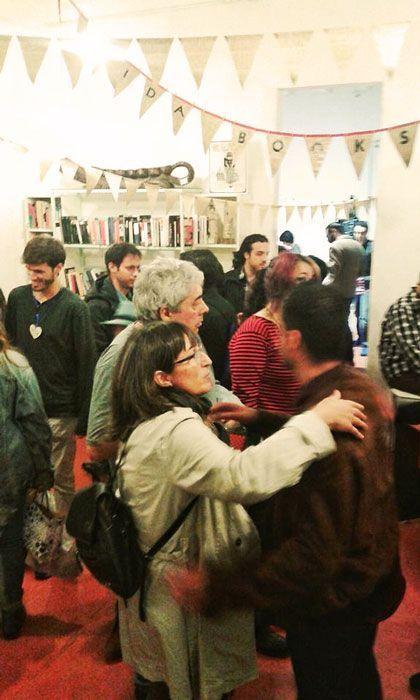 Aida Books&More Barcelona, librería solidaria