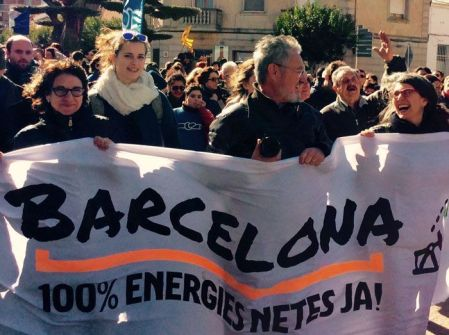 Barcelona-100% energies netes