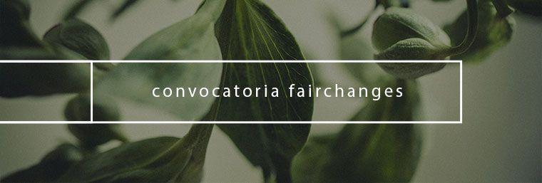 Fairchanges. Se buscan marcas sostenibles, éticas y de comercio justo