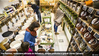 Entrevista en La Vanguardia a Yve Ramírez, La Ecocosmopolita, y Esther Peñarubio, traductora del libro zero waste home
