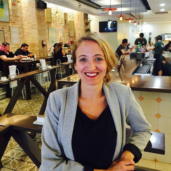 Isabel Coderch, Fundadora de Te lo sirvo verde.