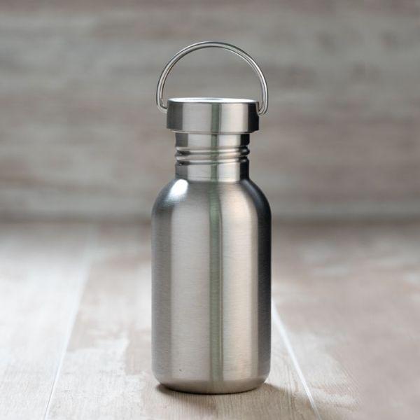 Botella basic Steel 100% 500ml