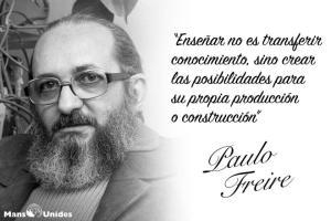 Pedagogía de la Esperanza, de Paulo Freire
