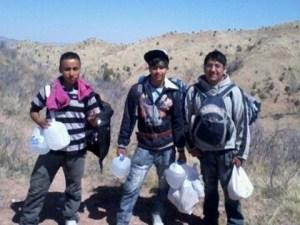 Corrido al inmigrante que cruza por la frontera ilegalmente