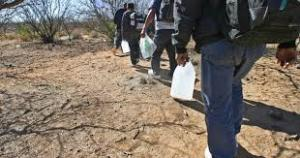 Por tercer mes aumentan cruces ilegales en la frontera