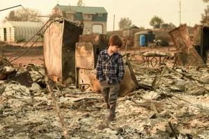 El más destructivo incendio en la historia de California, contenido en un 65%