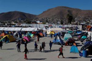 México dará visas de trabajo a integrantes del éxodo