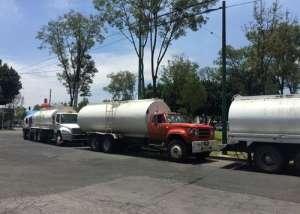 Policía Federal logra decomiso histórico de 800 mil litros de combustible