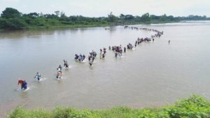 México regulará entrada de inmigrantes por frontera sur