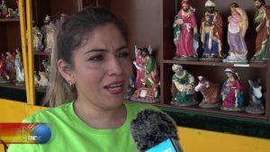 Feria de Nacimientos en la capital mexicana